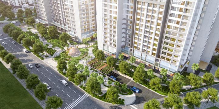 Dự án Park Hill Premium một nơi đáng sống tại thủ đô